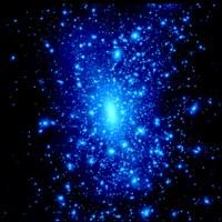 Elaborato modello matematico per spiegare materia oscura