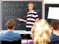In matematica motivazione più importante dell'intelligenza