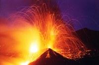 Modello matematico descrive in anticipo un'eruzione vulcanica