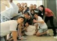 Studenti rivendicano il record mondiale per la piegatura
