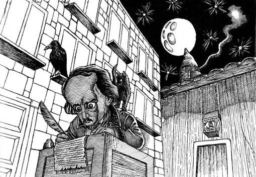 Edgar Allan Poe e la probabilità