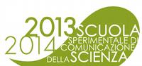 Sono aperte le iscrizioni alla Scuola sperimentale di comunicazione della Scienza