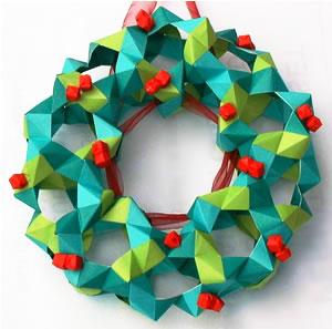 Origami Natalizi @Maddmaths!
