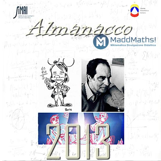 Ecco l'Almanacco MaddMaths! 2013