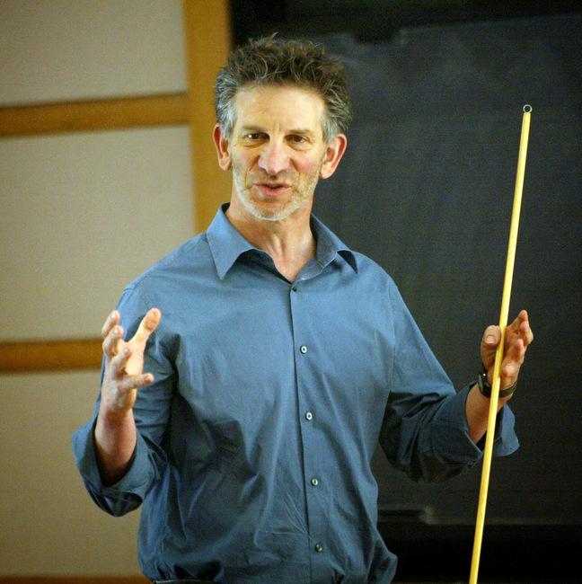 Peter Sarnak vince il Premio Wolf 2014 per la matematica