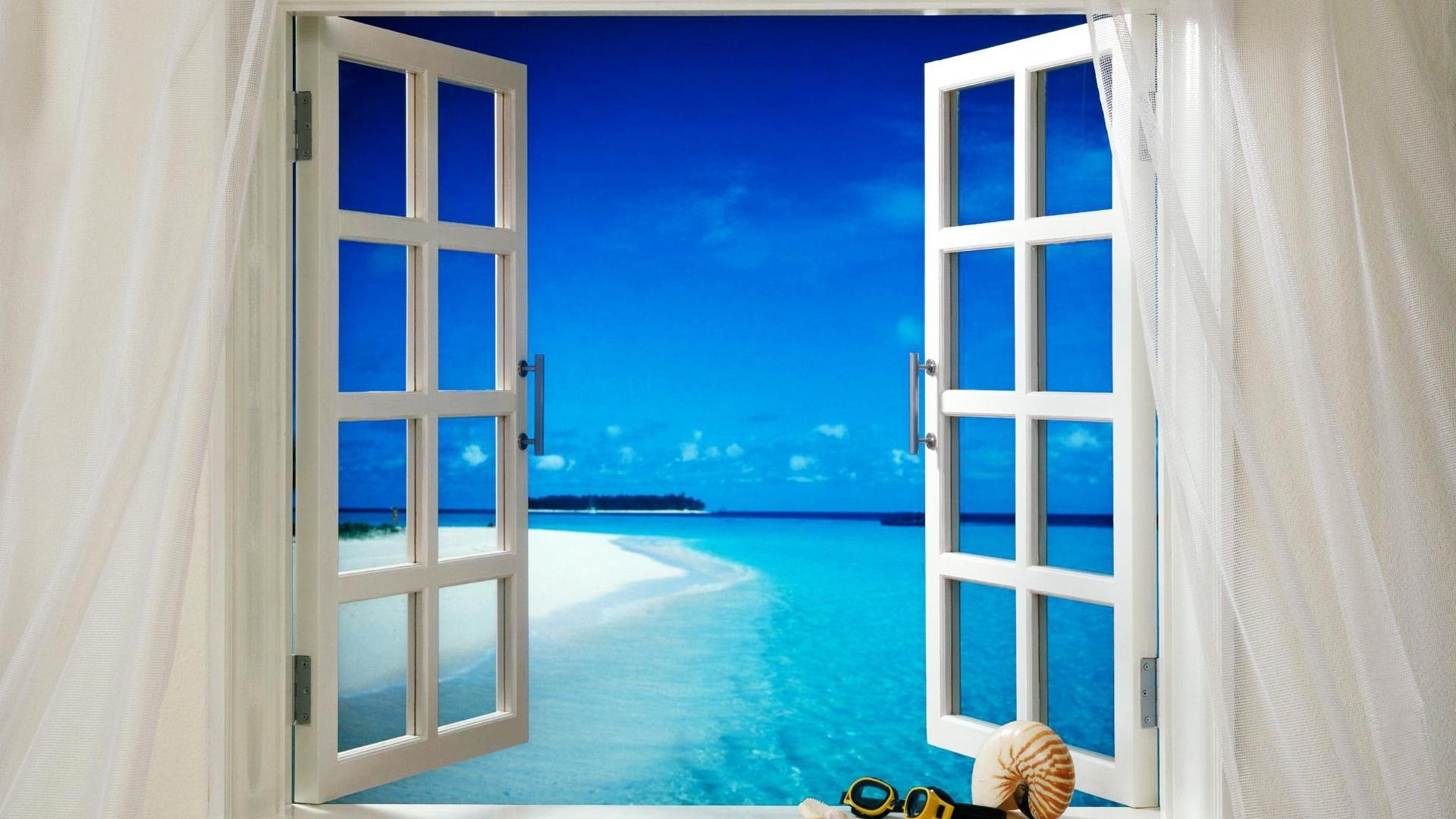 Una finestra…di matematica…sul mare