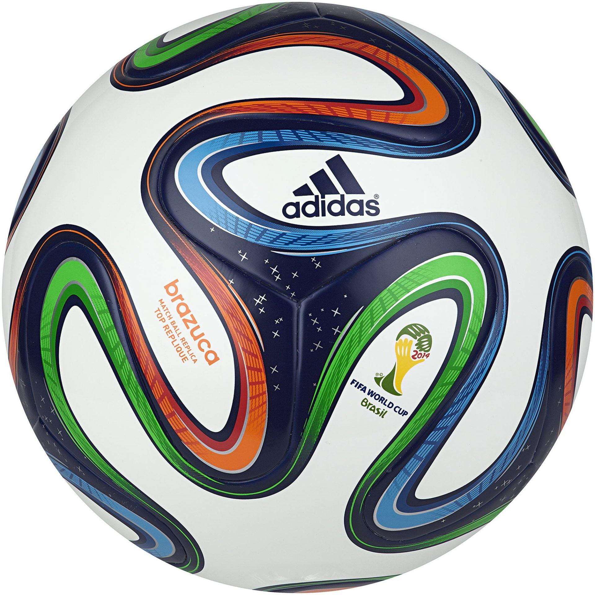 Il Brazuca, il pallone cubico della Coppa del Mondo