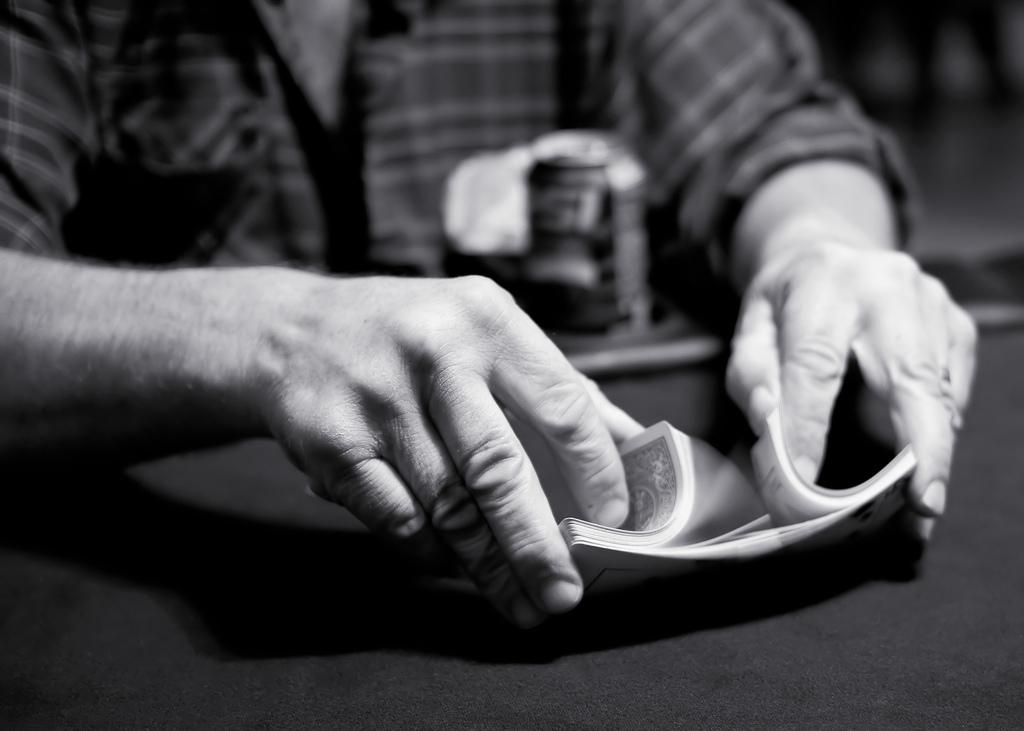 Madd-Spot #5, 2014 – Con quale matematica si mescola un mazzo di carte?