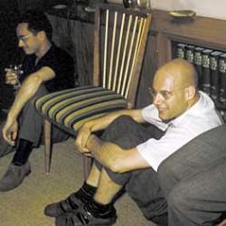 Alexandre Grothendieck e Jean-Pierre Serre