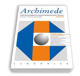 La prova scritta di matematica per la maturità: le proposte di Archimede