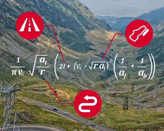 Ecco la formula per scegliere le più belle strade costiere con certezza matematica