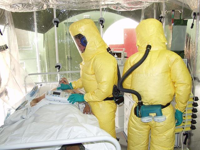 Un nuovo modello matematico descrive la diffusione del virus ebola in Africa occidentale