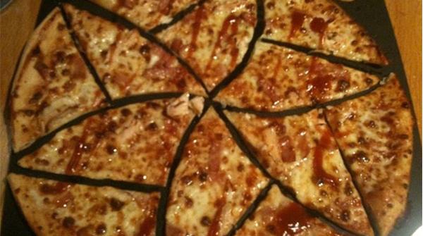 La ricetta matematica per tagliare la pizza