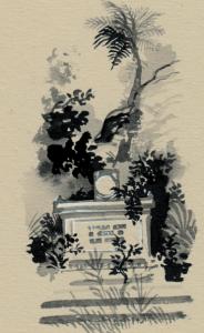 La tomba di Archimede (da Archimede Infinito, di Giuseppe Palumbo)