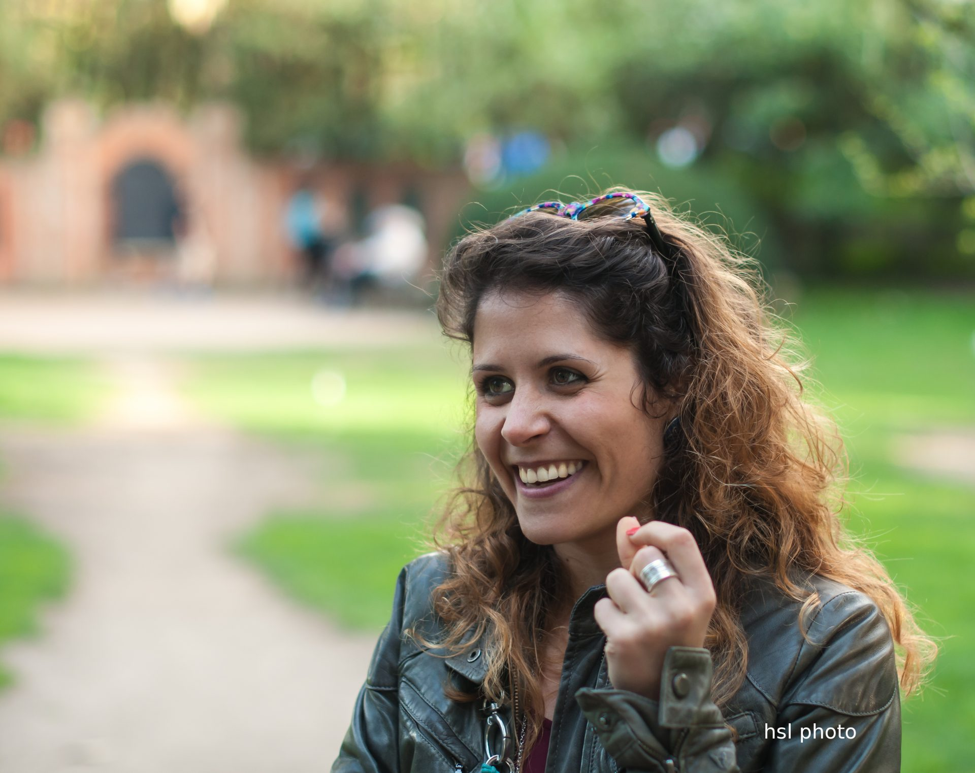 Eleonora Di Nezza: geometria complessa… e yoga