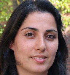 Sara Zahedi, tra i vincitori dello European Mathematical Society Prize 2016