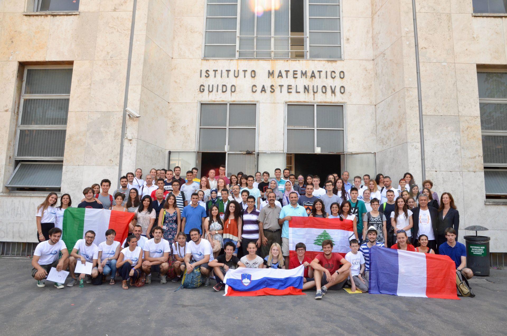 La matematica come occasione d'incontro fra i giovani: la terza edizione del Mediterranean Youth Mathematical Championship