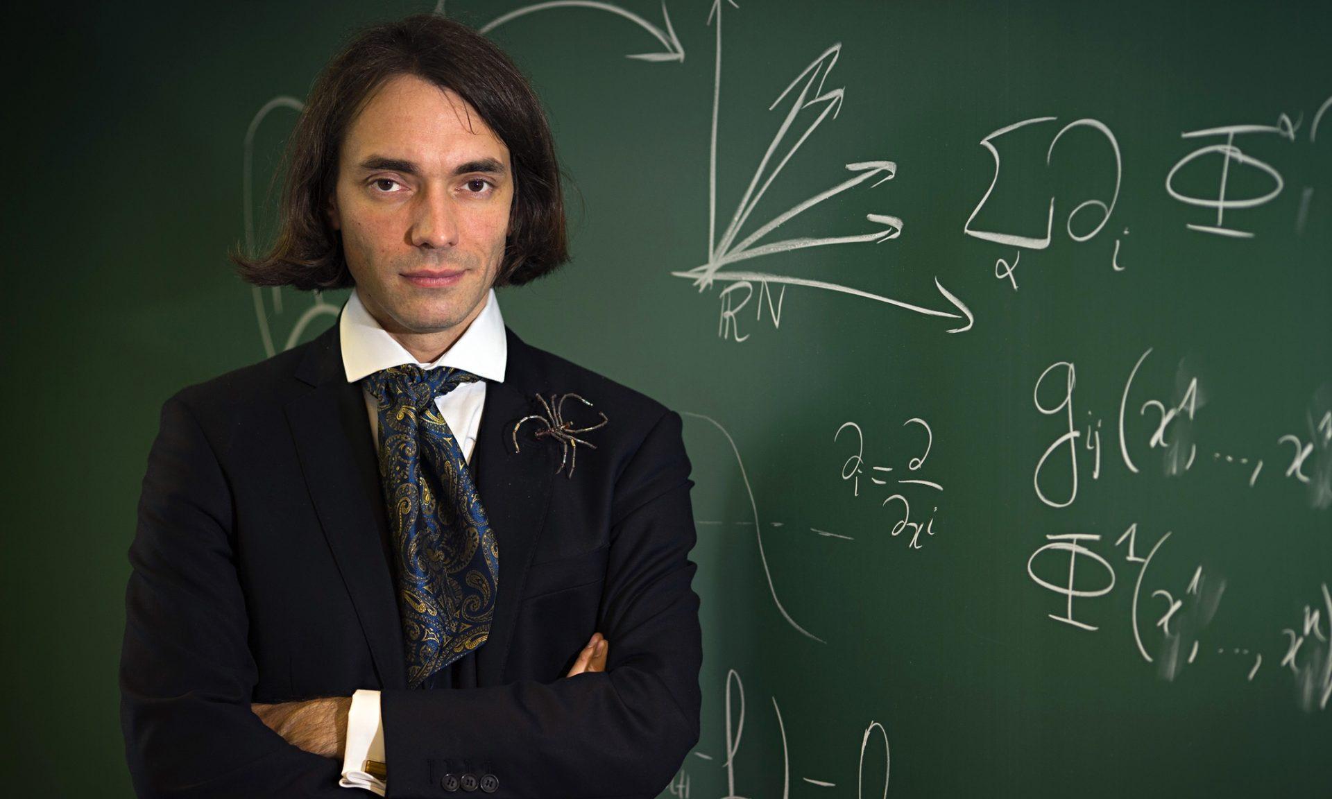 """Cédric Villani: """"Matematica, una  formazione del futuro"""""""