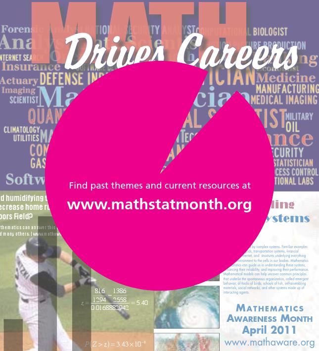 Carnevale della Matematica #108: mese della consapevolezza matematica e statistica