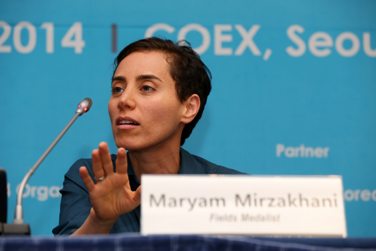 Morta Maryam Mirzakhani, prima donna a vincere una Medaglia Fields