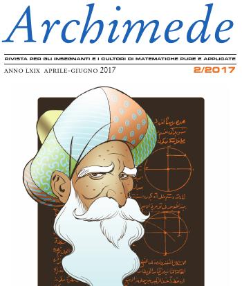 È uscito il numero 2/2017 di Archimede