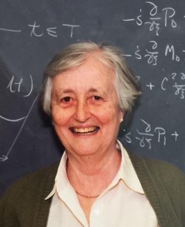 Scomparsa di Cathleen Synge Morawetz (1923 - 2017 )