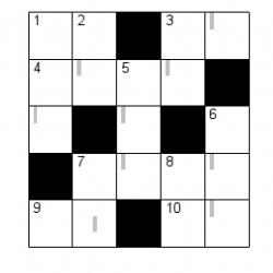 Enigmistica matematica - soluzioni dei giochi di Archimede 4/2017
