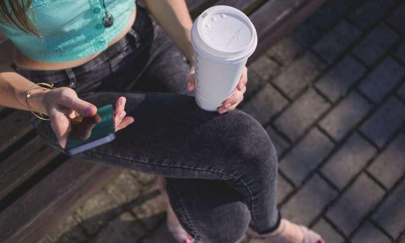 La matematica per evitare di rovesciare il caffè