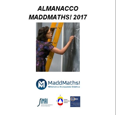 Buon 2018 con l'Almanacco MaddMaths!