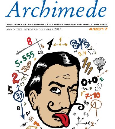 È uscito il numero 4/2017 di Archimede