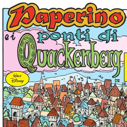 Ritorno a Quackenberg: una proposta di laboratorio sulla teoria dei grafi