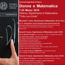 Donne e Matematica a Padova