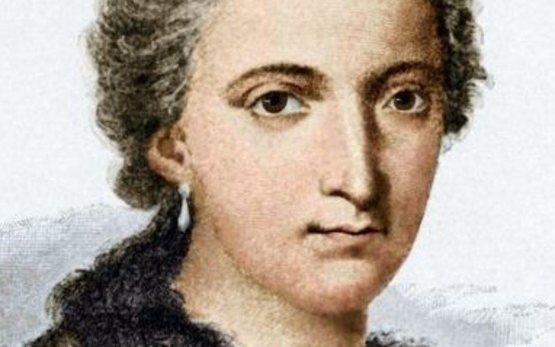 """Bando per un premio intitolato a """"Maria Gaetana Agnesi nel terzo centenario della nascita"""" per una ricerca originale sulle donne matematiche nella storia"""