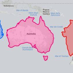 Cartografia e matematica: proiettare tutta la Terra su un foglio