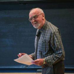 Robert Langlands vince il premio abel 2018