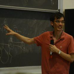 Terence Tao tiene la sua Lezione Leonardesca presso l'Università di Milano - Bicocca