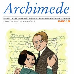È uscito Archimede 2/2018
