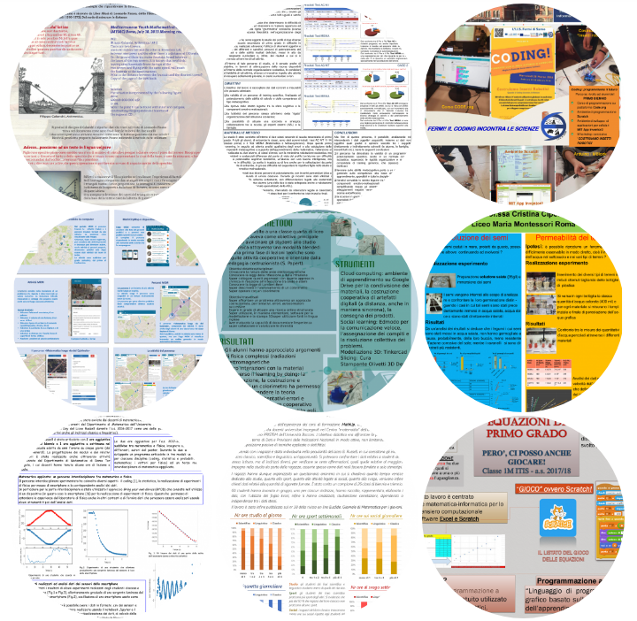 Edu-SIMAI 2018: Matematica Applicata e Scuola