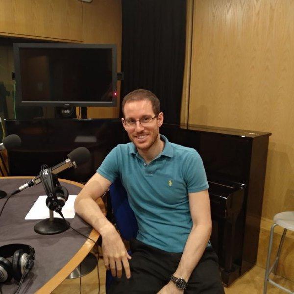 Radio3 Scienza e la medaglia Fields ad Alessio Figalli