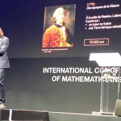 ICM-2018 giorno 5: Caucher Birkar e Cédric Villani