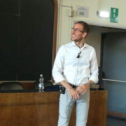 Alessio Figalli a Roma, 3 settembre 2018 (Gallery)