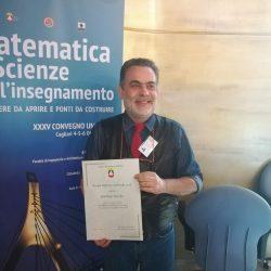 Apertura del XXXV Convegno UMI-CIIM e consegna del Premio Cotoneschi 2018 a Gianluigi Boccalon