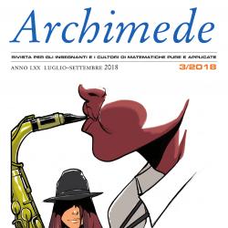 È uscito Archimede 3/2018