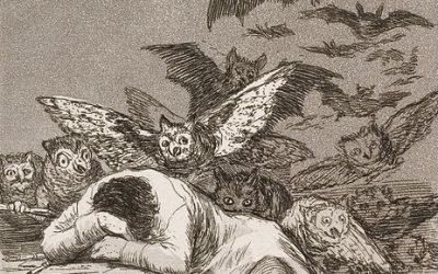 Il Sonno della Matematica genera mostri