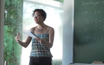 Viaggi di donne nella matematica (video)