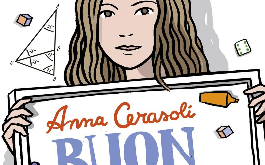 Recensione di Buongiorno Matematica di Anna Cerasoli