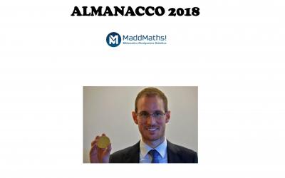 Buon 2019 con l'Almanacco MaddMaths!