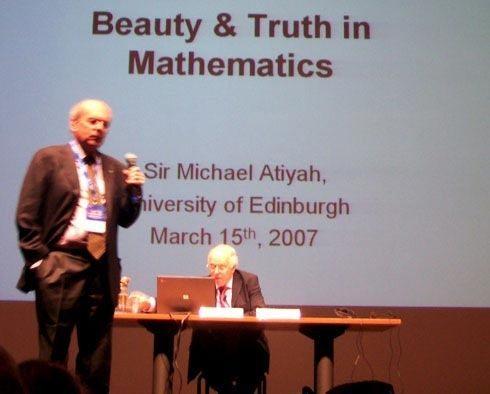 Atiyah. Un ricordo di Corrado De Concini