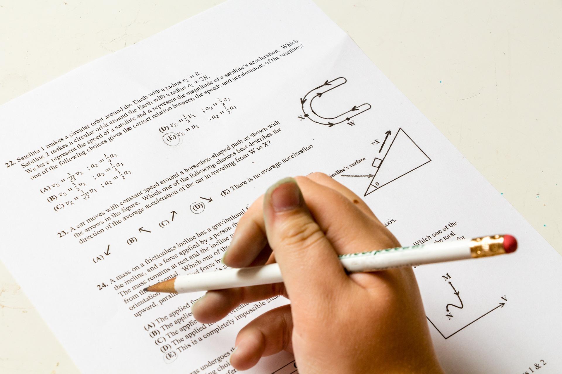 La seconda prova all'esame di Stato dei licei scientifici: una proposta dagli insegnanti