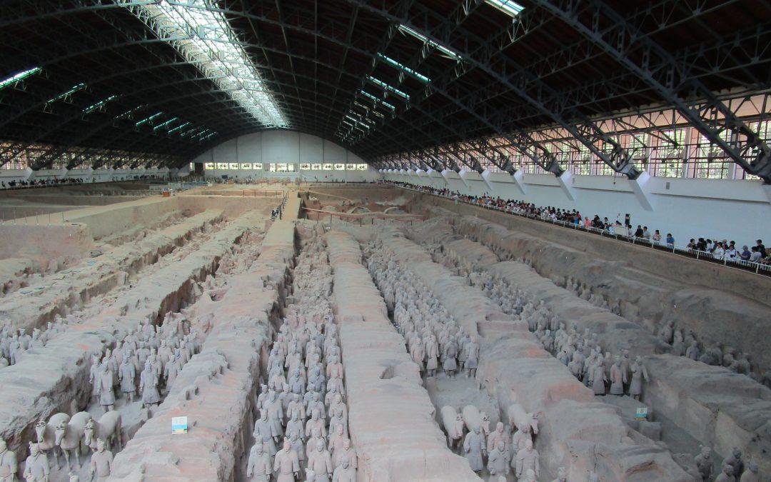 Le piramidi cinesi e la Stella Polare